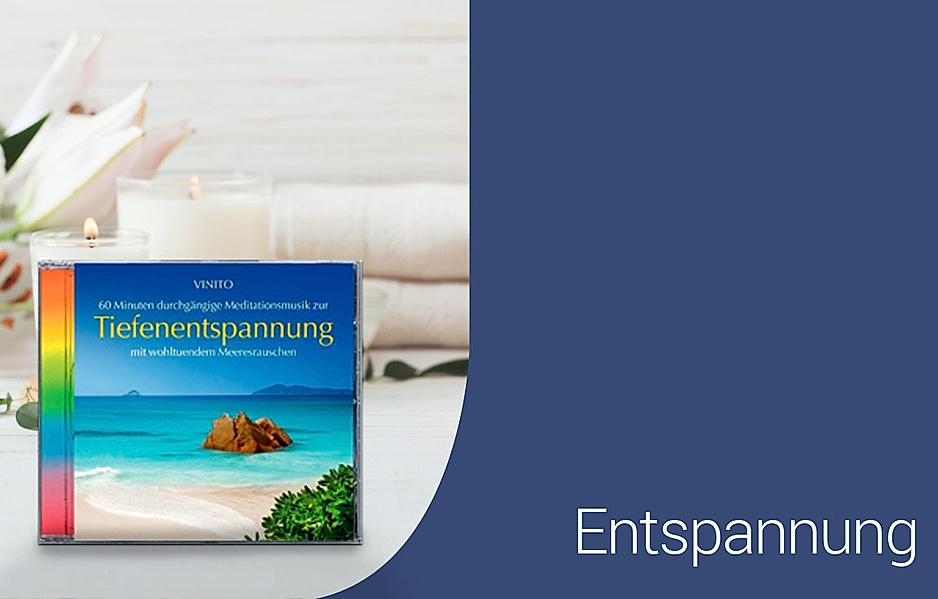 Tiefenentspannung (CD) online kaufen - Orbisana