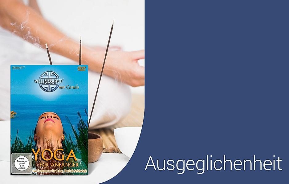 Yoga für Anfänger (DVD) online kaufen - Orbisana