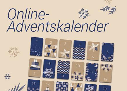 Orbisana Online-Adventskalender