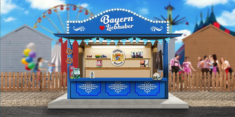 Bücher & mehr für Bayern-Liebhaber