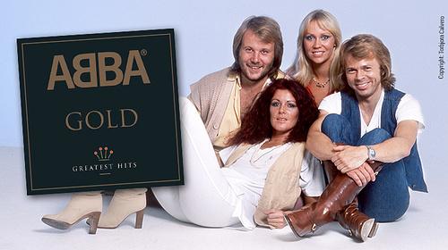 Bild - Abba Gold