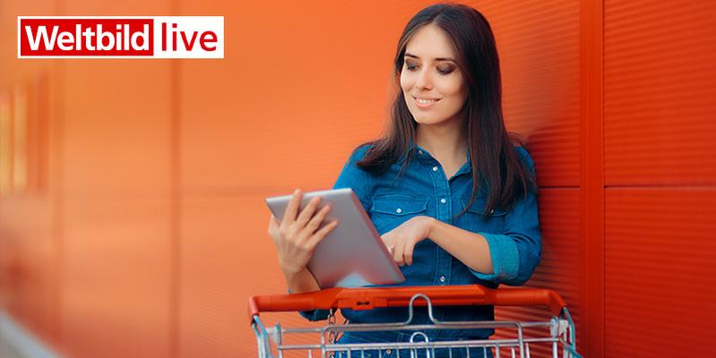 Weltbild Live Shopping