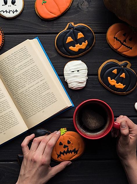 Diese neuen Lesetipps sorgen für Halloween-Stimmung