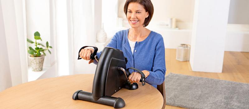 Kleine Fitnessgeräte für Zuhause