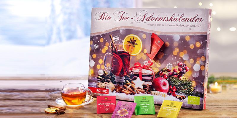 Bio-Tee-Adventskalender 2021