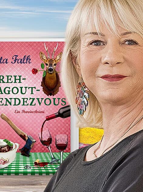 Das neue Buch von Rita Falk: Rehragout-Rendezvous, Franz Eberhofers 11. Fall