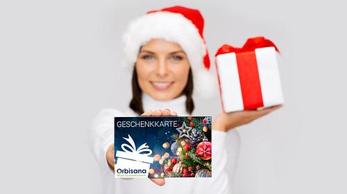 Orbisana Geschenkkarten