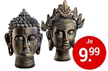 Buddhaköpfe