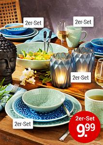 Bild Gedeckter Tisch