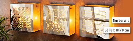Bild Wand-Kerzenhalter