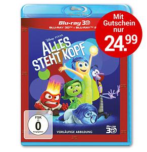 Bild 3D Blu-ray