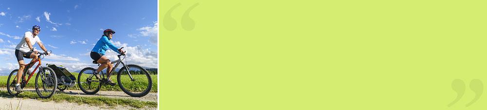 ##Familie O. aus Graz, Weltbild-Kunden: Der Frühling ist unsere Lieblings-Jahreszeit## Gerade mit kleinen Kindern kann man es kaum erwarten, bis man endlich wieder öfter raus kann. Wir alle genießen es, einen kleinen Proviant einzupacken und loszuziehen. Jetzt werden die Spielplätze unsicher gemacht und kleine Ausflüge unternommen. Auch Ideen für eine Radtour haben wir schon - mit einem Fahrradanhänger ist das auch mit Kindern machbar. Für passendes Equipment halten wir immer erst bei Weltbild Ausschau - und haben dabei schon viele gute Funde gemacht!