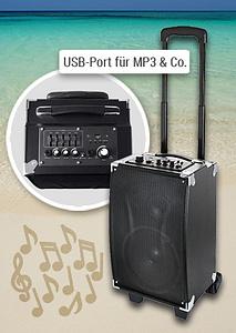 Bild Sound-Trolley