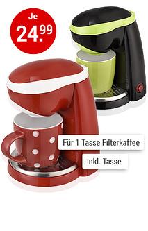 Bild Single-Kaffeemaschinen