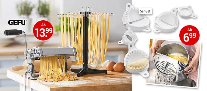 Bild Pasta selber machen