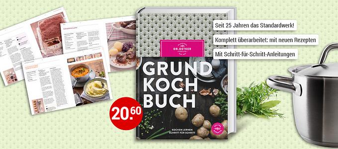 Bild Grundkochbuch