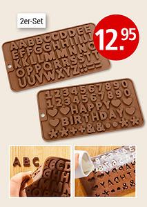 Bild Schokoladenformen