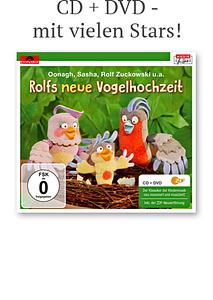 Bild Rolfs neue Vogelhochzeit CD