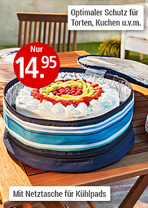 Torten-Kühltasche