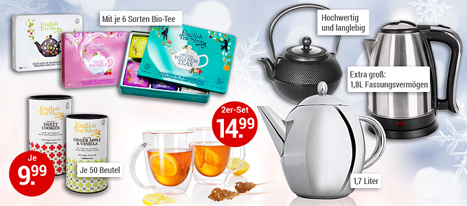 Bild Teezeit