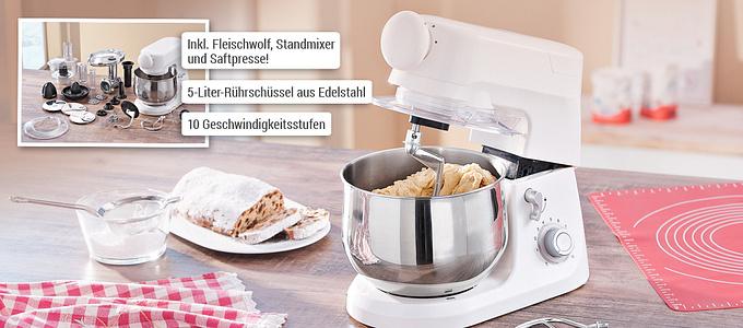 Bild Multi-Küchenmaschine