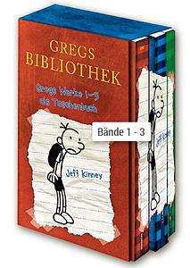 Gregs Bibliothek, Bände 1 - 3 im Schuber