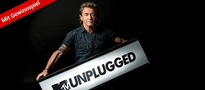 NEU: Peter Maffay - MTV Unplugged! Mit Gewinnspiel!