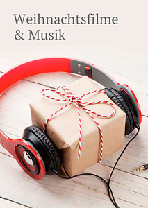 Bild: Weihnachtsfilme & Musik