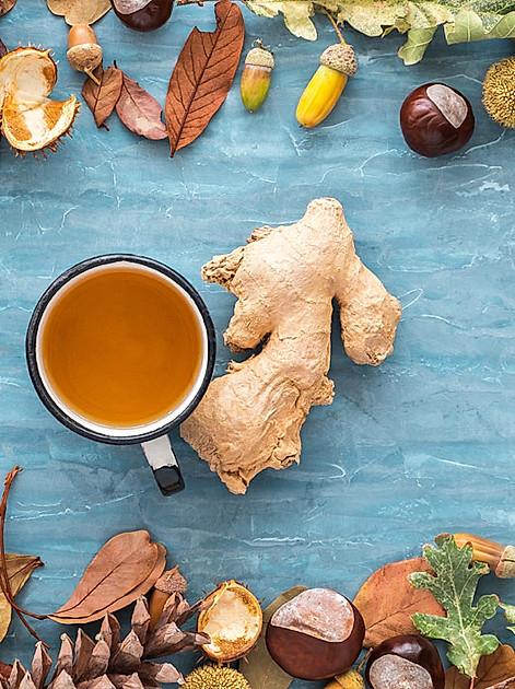 Ingwer-Tee: Gesund und lecker