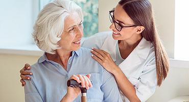 Schritt 4: Pflegebedürftigkeit
