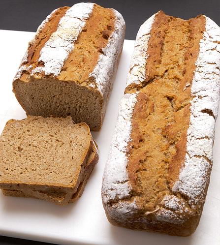 Bild Rezept 3 - Roggen-Topfen-Brot