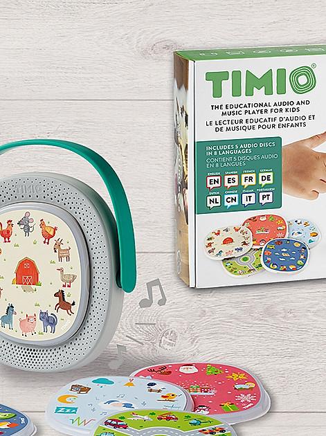 Gewinnspiel: Timio