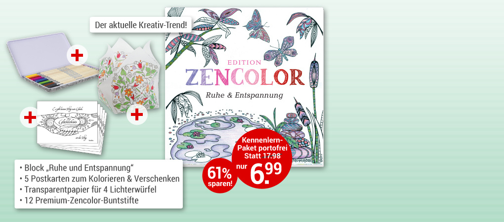 Edition Zencolor (Weltbild EDITION)