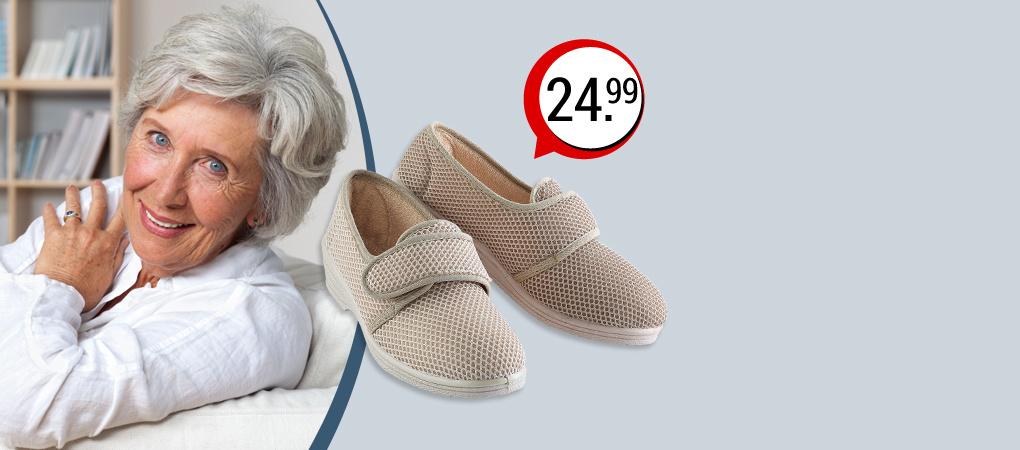 Gel Slipper Größe S 37-38 Freizeitschuhe Hausschuhe Schuhe Sommerschuhe