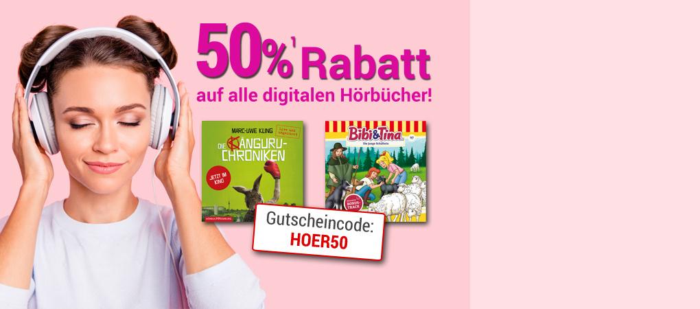 Hörbuch-Downloads - jetzt downloaden & sofort loshören