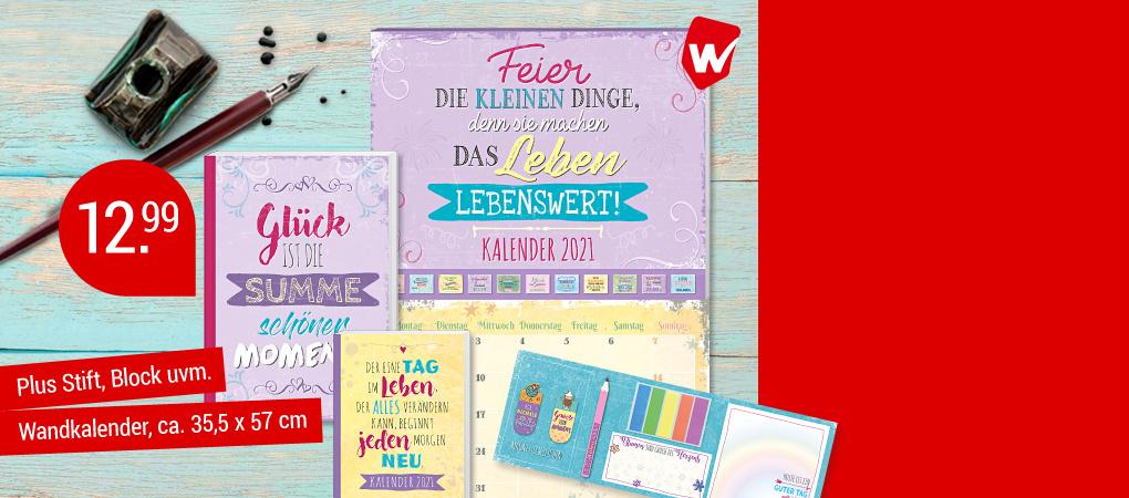 Kalenderpakete