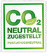CO2 Neutral zugestellt: POST.AT/CO2Neutral
