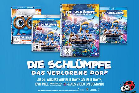 Jetzt vorbestellen auf DVD, Blu-ray, Blu-ray 3D und als Steelbook