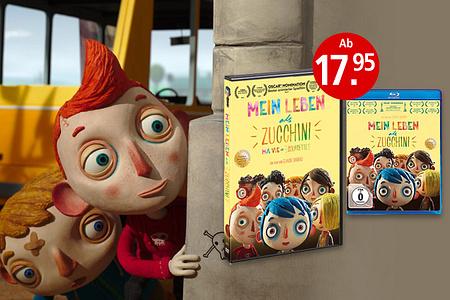 DVD & Blu-ray - Mein Leben als Zucchini