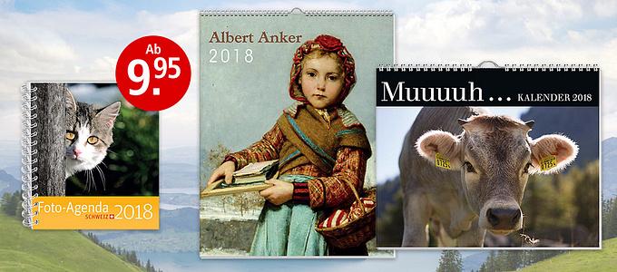 Schweizer Kalender
