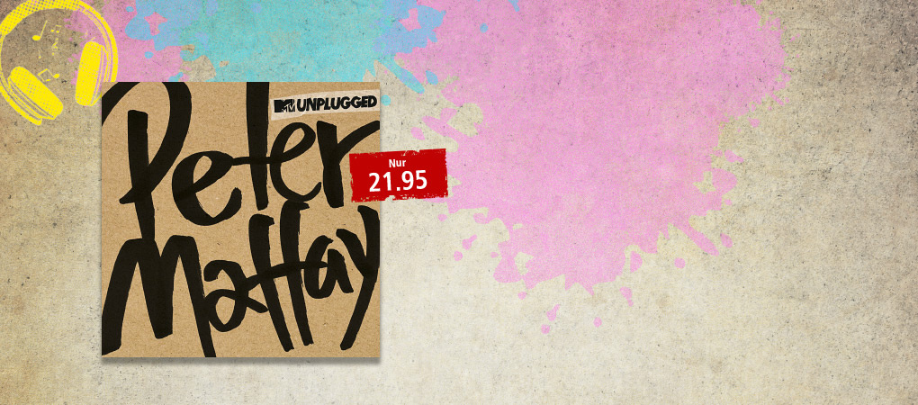 NEU: Peter Maffay - MTV Unplugged